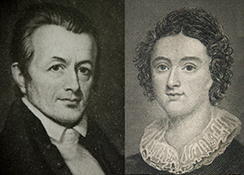 Adoniram and Ann Judson
